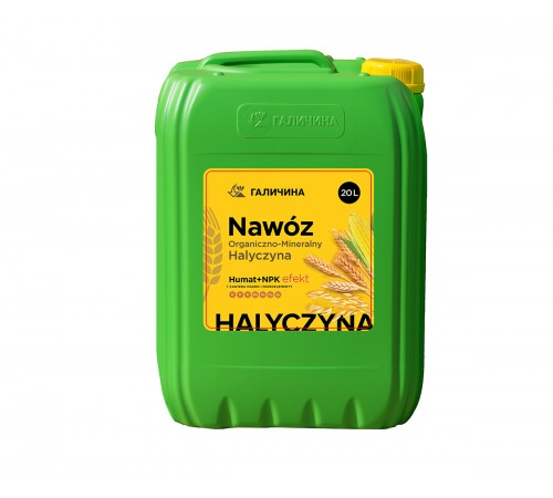 Potassium humate NAWÓZ (export), 20L