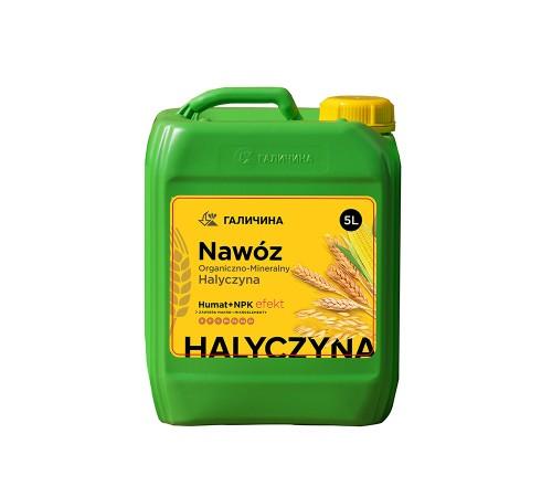 Humatul de potasiu NAWÓZ (export), 5L