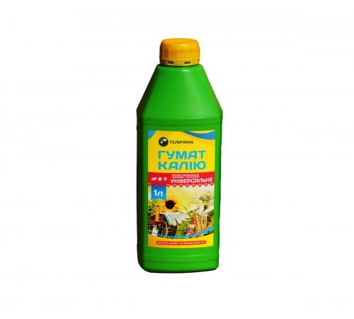 Potassium humate universal, 1L